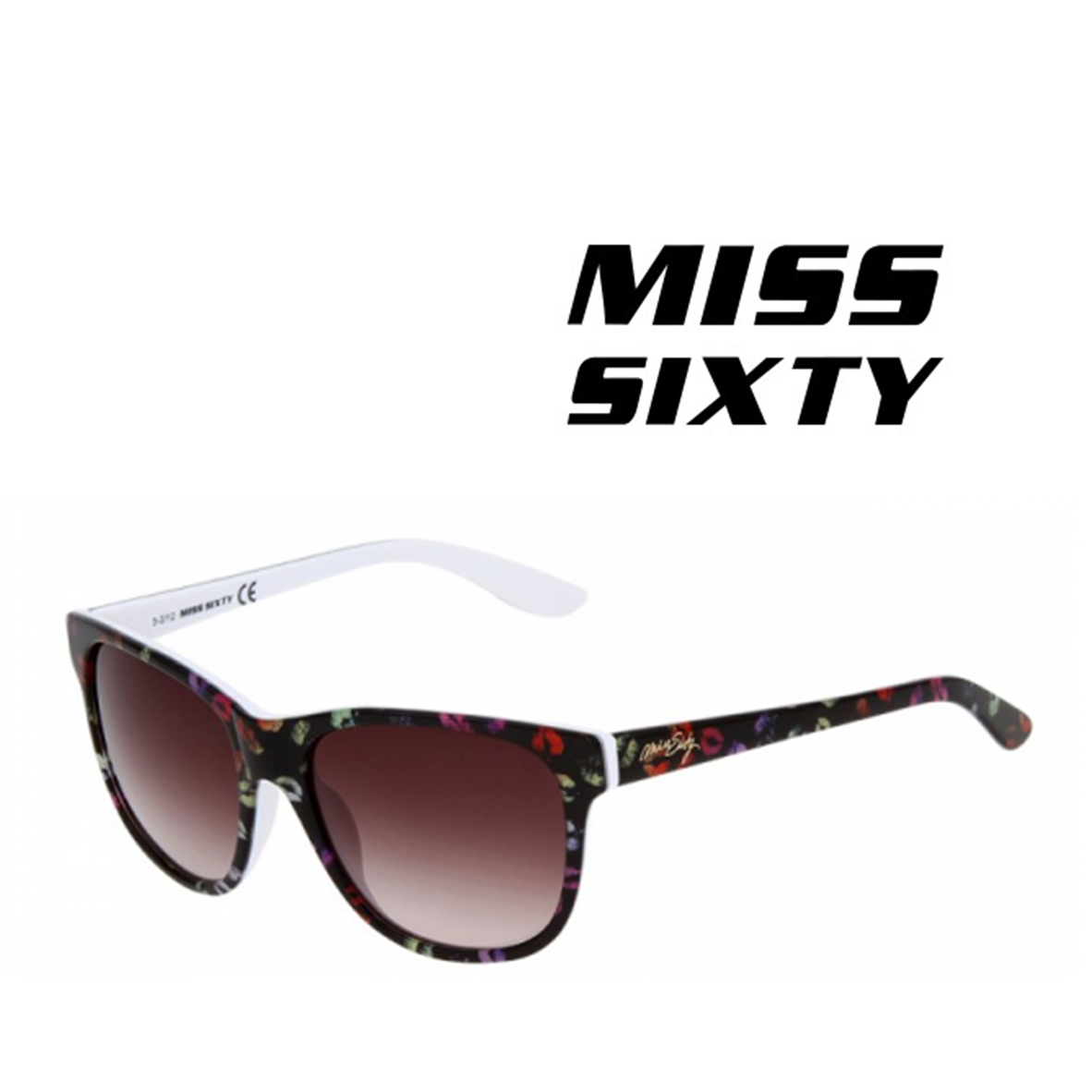 2573c417a0084 Miss Sixty® Ladies Óculos de Sol MX537S 05F - You Like It