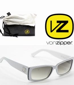 VonZipper® Óculos de Sol Strutz White