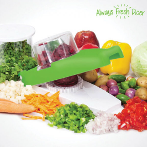 Always Fresh Dicer | Picador de Verduras