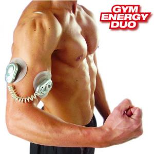 Electroestimulador Gym Energy Duo | Pode Utilizar em Qualquer Parte do Corpo