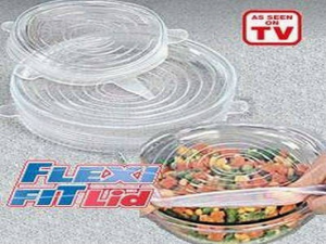 Flexi Fit Lids | 2 Tampas Inteligentes