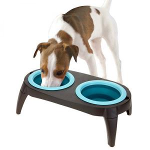 Perro Alimentador Doble | Práctico y Funcional!