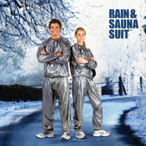 Fato Térmico Especial Rain e Sauna Suit | Perca Peso de Forma Rápida e Segura