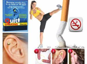 Quit Smoking | Aprovado e Aconselhado pelo Centro Europeu Contra o Tabaco