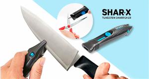 Shar X | Afiador de Facas |Tesouras |Serras