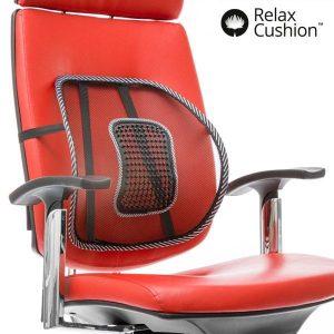 Encosto Portátil Comfort Air Chair Relax Cushion