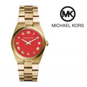 Relógio Michael Kors® Runway Orange Dial | 10ATM