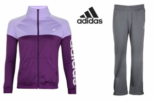 Adidas® Fato de Treino Lilás XS