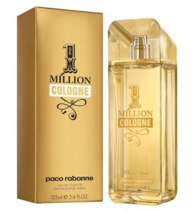 Perfume Paco Rabanne | 1 Million Cologe | 125 ml | For Men