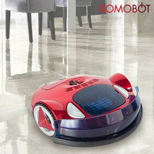 Robô Aspirador Inteligente Komobot Sem Fios
