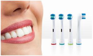 Recargas para Escova de Dentes Eléctrica| Compatíveis com as Máquinas Oral B