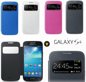 Capa para Samsung S4 | 4 Cores
