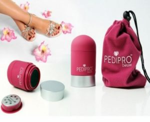 Tratamento e Cuidado dos Seus Pés | PediPro Deluxe | Trata, Esfolia e Rejuvenesce a Pele dos Pés !