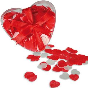 Adultos Maiores 18 | Confetis Coração para Banho