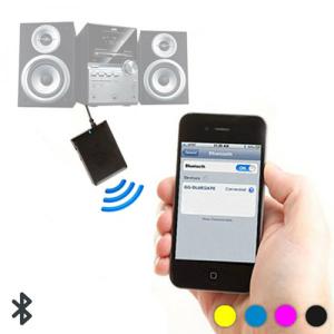 Adaptador Bluetooth de Audio | Cor Rosa