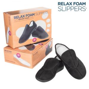Chinelos Viscoelásticos Relax Foam Slippers l Perfeitos para a Saúde dos seus Pés