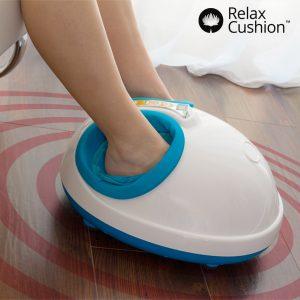 Massajador de Pés Térmico Relax Cushion