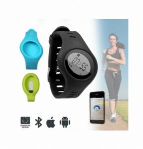 Relógio Desportivo Bluetooth GoFit | Controle a Sua Actividade Física