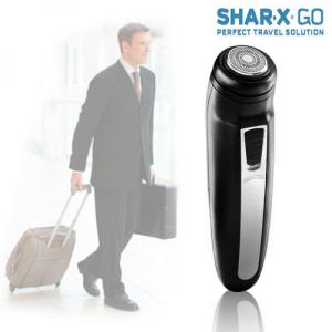 Mini Máquina de Barbear Elétrica Mini Shar X Go | Combinação Perfeita de Eficiência e Conforto