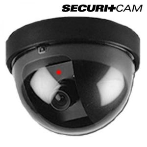 Câmera de Vigilância Falsa com Movimento Securi+cam