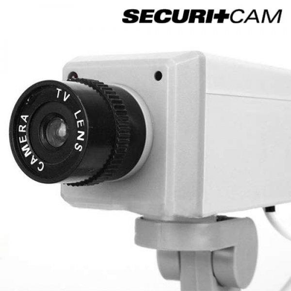 C mera de vigil ncia falsa com movimento securi cam you - Camera de vigilancia ...