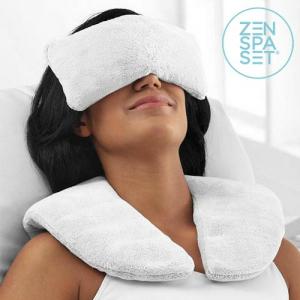 Zen Spa Almofada + Almofadinhas de Relaxamento Frio ou Calor !