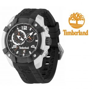 Relógio Timberland® Wheelwright Mostrador Preto | Cronógrafo