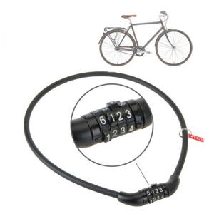Cadeado para Bicicleta com Código