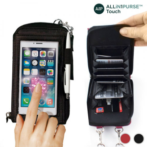 Bolsa Smartphone Carteira All in 1 Touch
