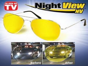 Óculos de Visão Noturna Estilo Aviador