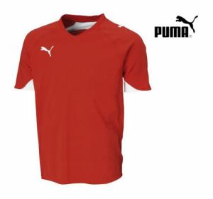 Puma® T-Shirt Treino Junior 6520 Vermelha