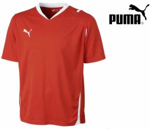 Puma® T-Shirt Treino Junior 7007 Vermelha