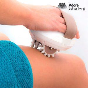 Massajador Cellu Tone com Dupla Função | Ganha a Luta Contra a Celulite e Desfruta de Relaxantes Massagens Magneto-Terapêuticas