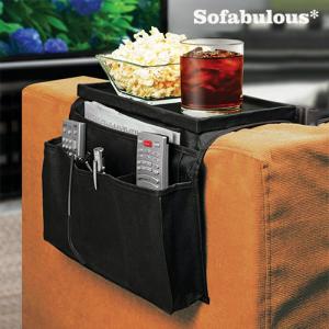 Organizador para Sofá Sofabulous | Acabaram-se os Objectos Perdidos Durante as Sessões de Cinema em Casa
