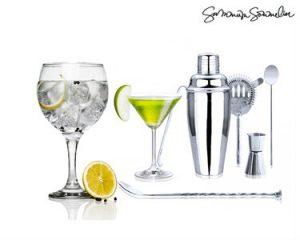 Set de Cocktail Summum Sommelier | 6 peças