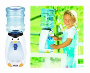 Jocca® Mini Dispensador Tipo Pinguim Capacidade 2,5lt Água a Temperatura Ambiente | Fácil de Encher