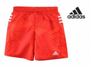 Adidas® Calções Vermelhos Criança 3 | 4 Anos