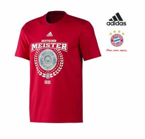 Adidas® Tshirt FC Bayern Munchen Meister