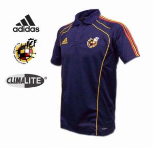 Adidas® Polo Espanha Com Tecnologia Climalite ® XL
