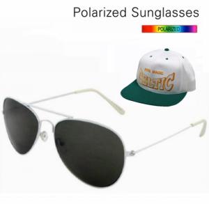 Óculos de Sol Retro Haste Branca Modelo Aviador | Classico