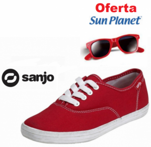 Sanjo® Vermelho