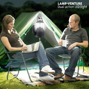 Lanterna Led Lamp-Venture | Prática e Funcional de Acordo Com as Necessidades do Momento