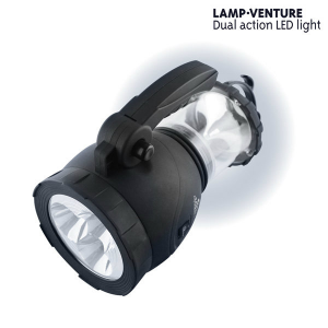 Utile dans les situations d'urgence ou les catastrophes | Led Flashlight Lamp-Venture