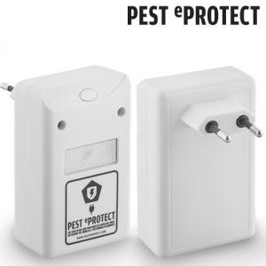 Pack 2 Repelentes Eléctrico de Insectos e Roedores Pest & Protect