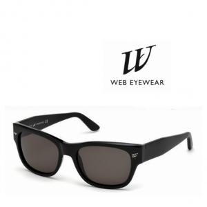 Web Eyewear® Óculos Sol By Marcolin Italy   Shiny Preto 1bd0b36f04