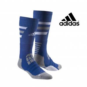 Adidas® Meias Basketball | Tecnologia Climalite® | Azul