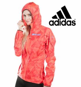 Adidas® Casaco Impermeável Agravic Com Carapuço | Tecnologia Climaproof®
