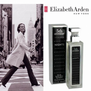 Perfume Elizabeth Arden | 5 Th Avenue Nights | 125 ml