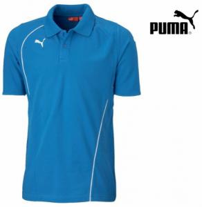 Puma® Polo Azul Junior | 12 Anos