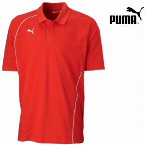 Puma® Polo Vermelho Junior | 8 , 10, 12, 14 e 16 Anos